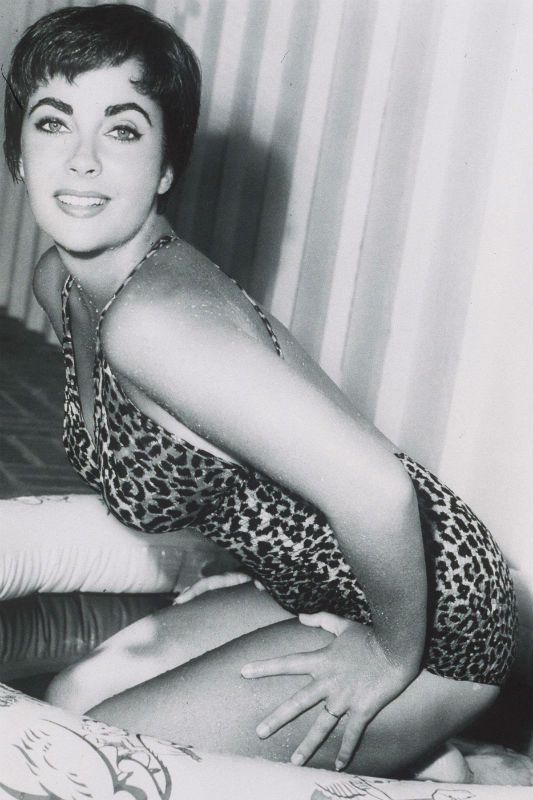 Liz Taylor, love this!