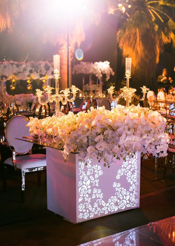 Featured Photographer: Samuel Lippke Studios; wedding reception idea, click to see more details
