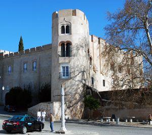 Pousada de Alvito, Castelo de Alvito