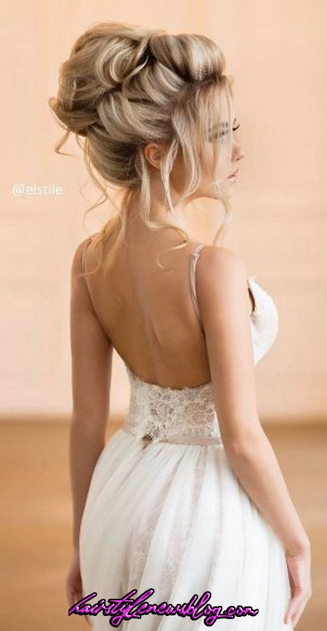 100 Wow Worthy Long Wedding Hairstyles From Elstile Strapless
