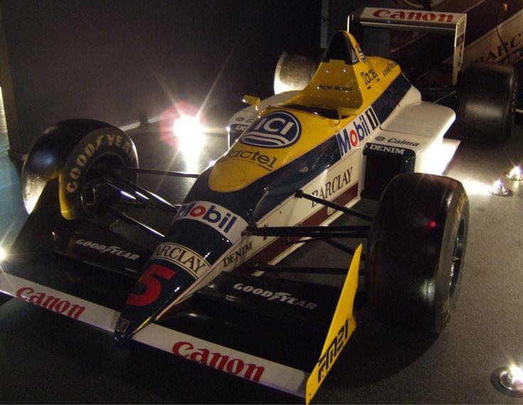 Williams FW12 1988