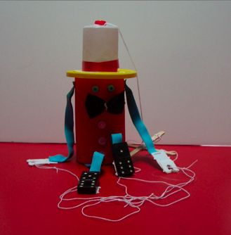 Bereiten Sie Marionette auf, wie man!   – Green Crafts for KIDS