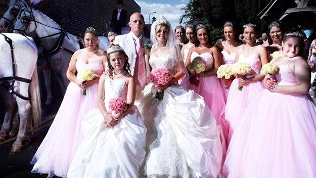 Big Fat Gypsy Weddings - Picture - Big Fat Gypsy Weddings