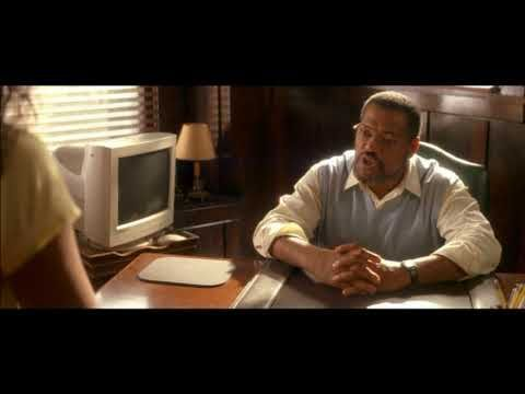 "Akeelah and the Bee ""Big words come from small Words"" Clip to show before learning latin/greek roots, prefixes, and suffixes"