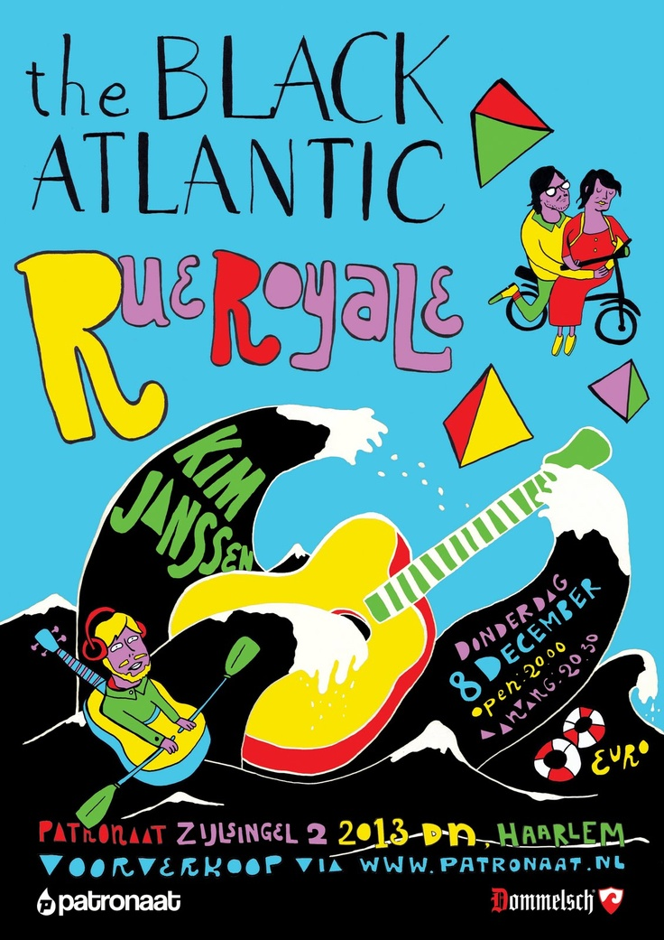 The Black Atlantic / Rue Royale