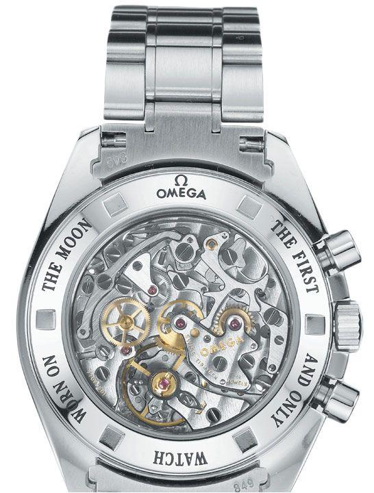 "Omega Speedmaster ""Moon Watch"""