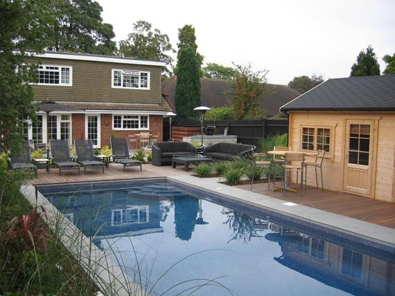 Outdoor Creations - Professional Large Garden Design Portfolio