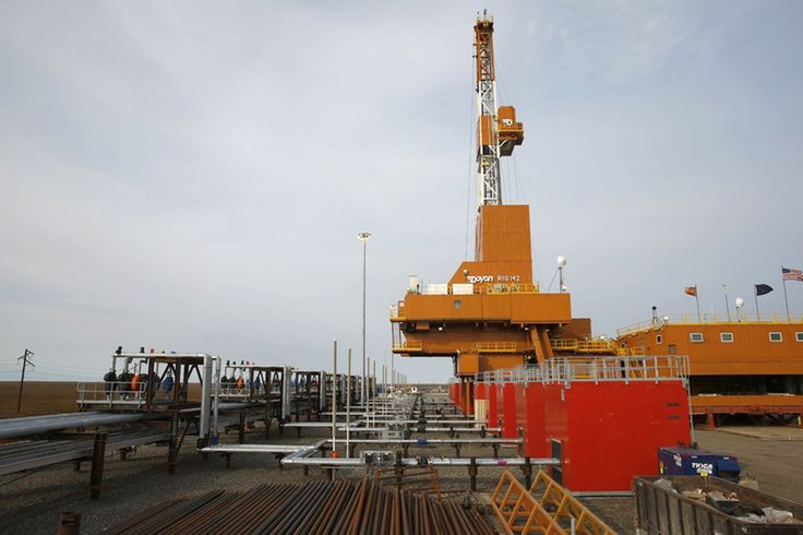 Energy industry contractors see hope in rising Alaska rig count, new prospects