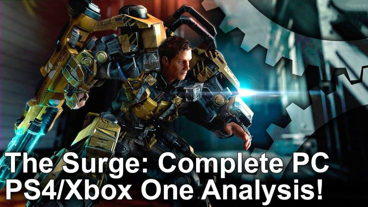 The Surge: PS4/ PS4 Pro/ Xbox One vs PC - The Complete Analysis!