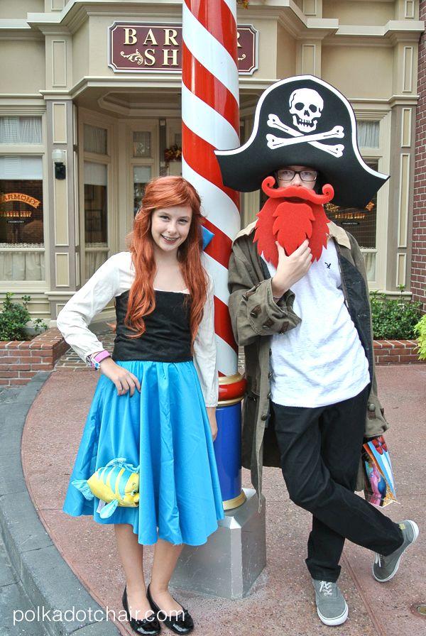 diy ariel halloween costume - Scary Diy Halloween Costumes