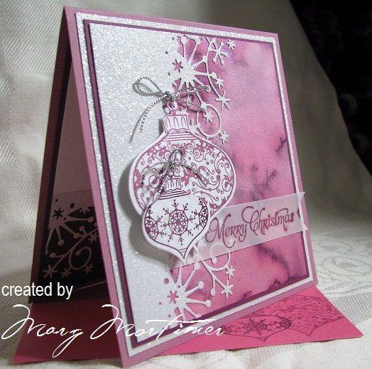 CC602 Fave - Marg's card