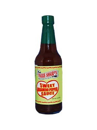 Marie Sharp's Sweet Habanero Hot Sauce 10 Oz * Additional details at the pin image, click it  : Fresh Groceries