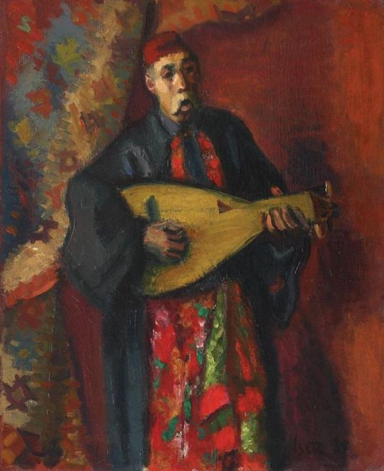 Barbu Lautaru - Iosif Iser
