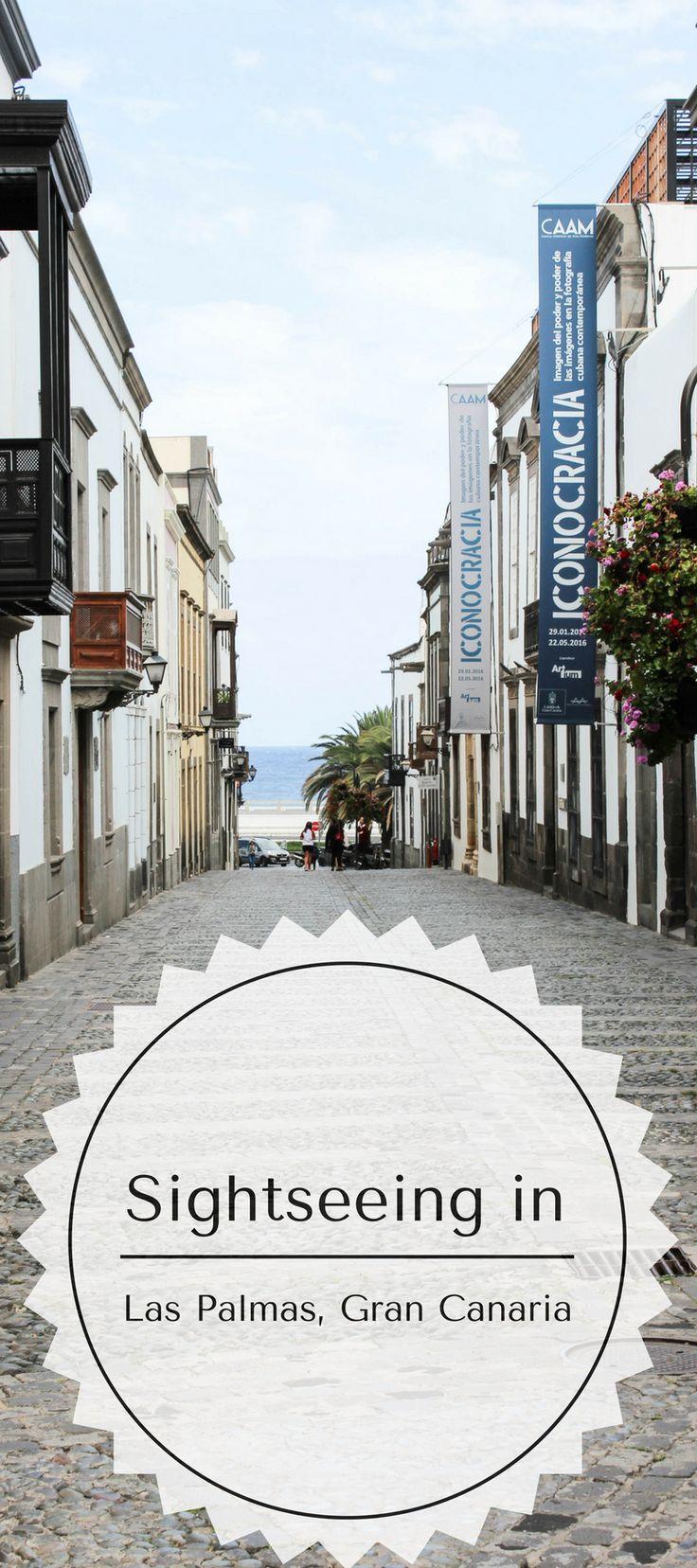Viele Tipps für Sightseeing in Las Palmas auf Gran Canaria findest du hier. Urlaub auf den Kanaren kann so schön sein.