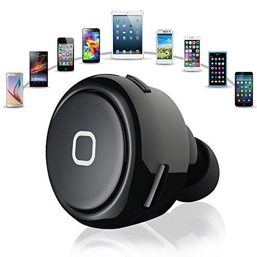 VicTsing Mini Auriculares Bluetooth 4.0 manos libres con micrófono y con cancelación de ruido para el iPhone 6,6S, 6 Plus, 5, 5S, 5C, iPad, iPod, MacBook Air, Sumsung Galaxy S5, S6, Note, HTC One (M8)etc - Negro - http://www.tiendasmoviles.net/2015/12/victsing-mini-auriculares-bluetooth-4-0-manos-libres-con-microfono-y-con-cancelacion-de-ruido-para-el-iphone-66s-6-plus-5-5s-5c-ipad-ipod-macbook-air-sumsung-galaxy-s5-s6-note-htc-one-m8/