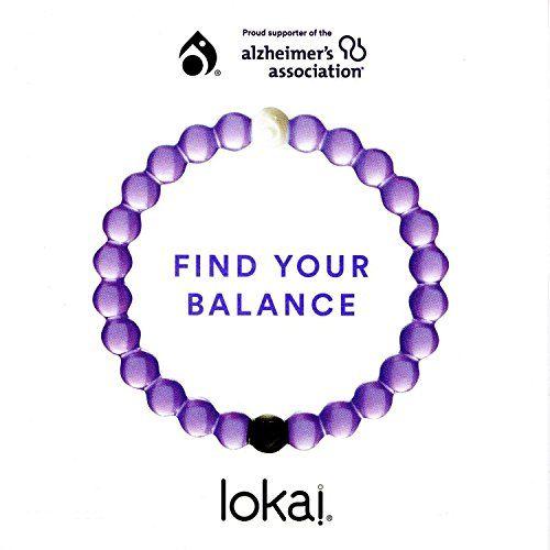 New Lokai Bracelet Purple Alzheimer's Association. Size Small. *** READ REVIEW @ http://www.latestfashion2u.com/store2/new-lokai-bracelet-purple-alzheimers-association-size-small/?c=7046