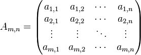 More math in Latex.