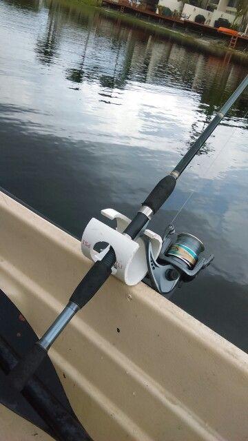Catfish Rod Holders Boats