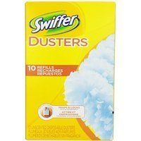 Swiffer Dusters Disposable Cleaning Dusters Refills Unscented 10 Count Thank you to all the patrons We hope that he has gained the trust from you again the next time the service -- You can find out more details at the link of the image.