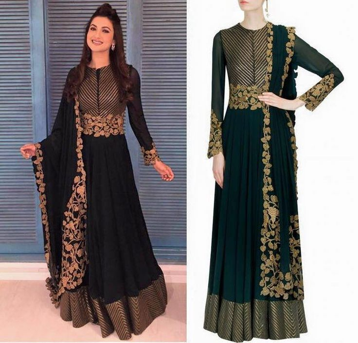 GET THIS LOOK  We absolutely love how the very gorgeous Gauhar Khan poses and looks ethereal in this splendid ethnic outfit by Medha Batra.   #perniaspopupshop #shopnow #happyshopping
