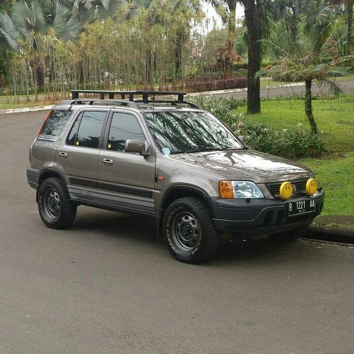 Honda Cr V Gen 1 Via Idamdams Oemlookindonesia Crv Oem Oemlook Oemlookindonesia Honda Crv Hondacrv Crvgen1