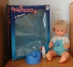 Mi Nenuco..todavía recuerdo el olor al abrir la caja el día de Reyes!