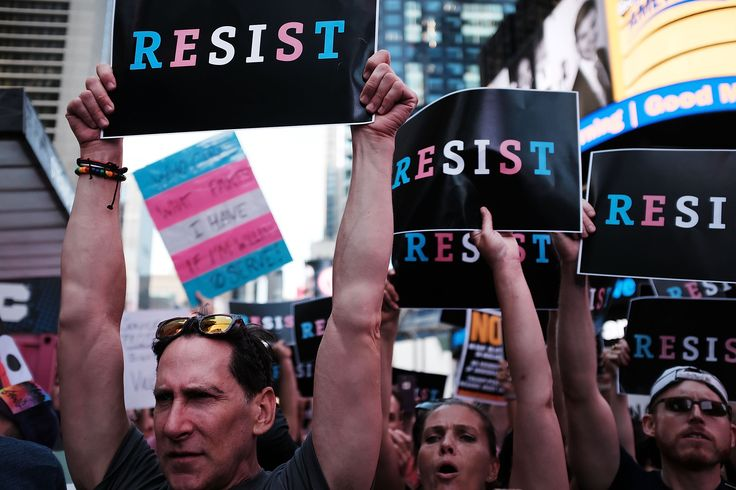 Bandcamp, Responding to Trump's Military Ban, Donates 100% of Day's Proceeds to Transgender Law Center