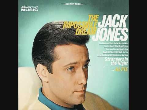 """Jack Jones sings a hit that Sinatra also made famous: """"Call Me Irresponsible"""".  A great song to 'chill out' to.  Click Photo to listen:"""
