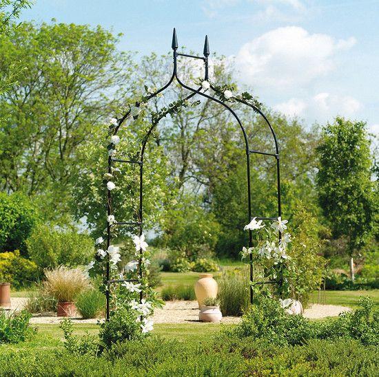 Arche de Jardin Gothique DELUXE au meilleur prix ! - LeKingStore