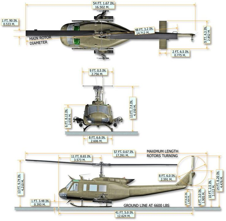 The UH-1 Huey is one of the most iconic and recognizable helicopters in the world. Having served extensively as a transport and armed combat support helicopter in the Vietnam War, the Huey continues to perform a wide variety of military and civilian missions around the world today.