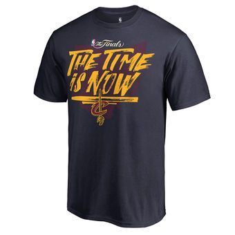 Men's Cleveland Cavaliers Fanatics Branded Navy 2017 NBA Finals Bound Big & Tall T-Shirt