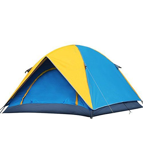 Viare 3 Person Tent for Camping * New and awesome product awaits you, Read it now  : Hiking tents