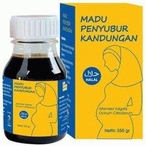 Toko Sahla Herbal ( sms or wa 08561848084 ): Madu Penyubur Kandungan Al Mabruroh