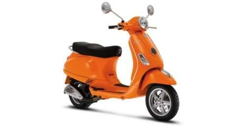 Vespa launches new 125cc scooter
