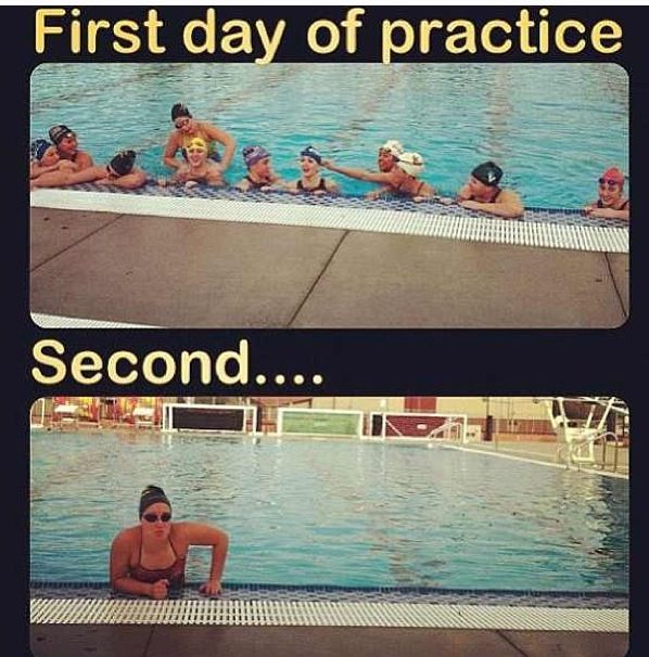 Water Polo..... Seriously!