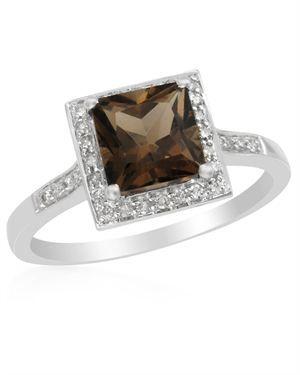 14K W/G #Ring with 1.86 CTW# Diamonds , #PrivateLabel - Diamonds101.org