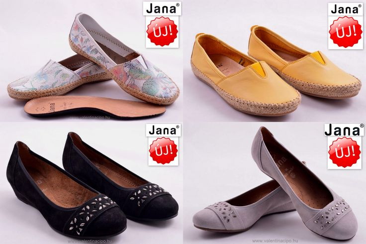Jana női nyári lábbelik folyamatosan érkeznek, a Valentina Cipőboltokba és Webáruházunkba. Várjuk nagy szeretettel!  http://www.valentinacipo.hu/termek-kereso?nem=All&meret=All&marka=246&tipus=&any...=  #jana   #jana_cipő   #jana_webshop   #jana_cipőbolt   #jana_webáruház