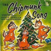 The Chipmunk Song (Christmas Don't Be Late) -1958
