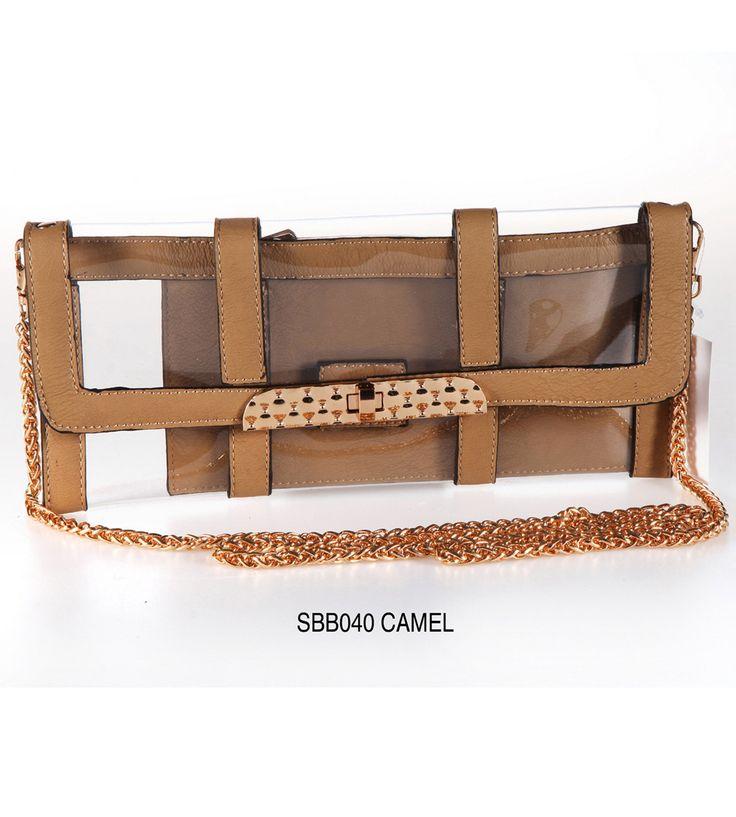 Carteira - SBB040 Camel