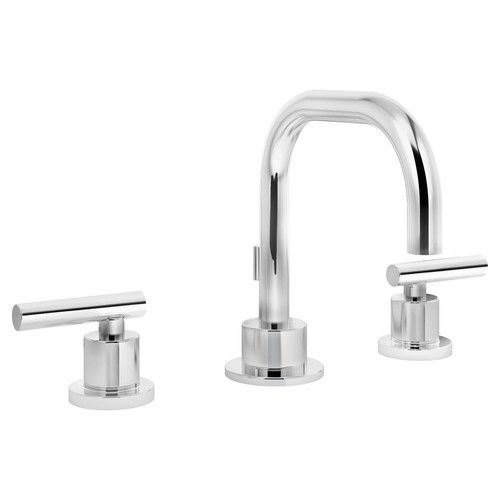 Found it at AllModern - Dia Double Handle Triple Mount Widespread Faucet