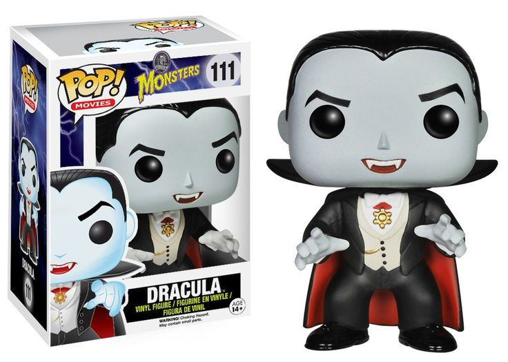 Funko Pop! Movies: Universal Monsters - Dracula