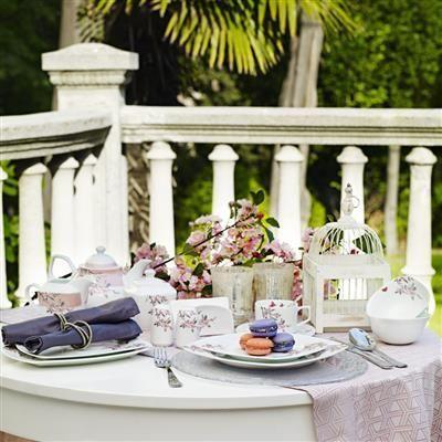 Pierre Cardin 44 Parça Kahvaltı Takımı Cherry Blossom   cazip geldi