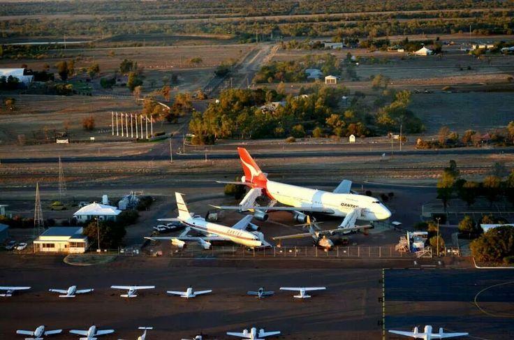 Qantas Foundets Museum Longreach QLD