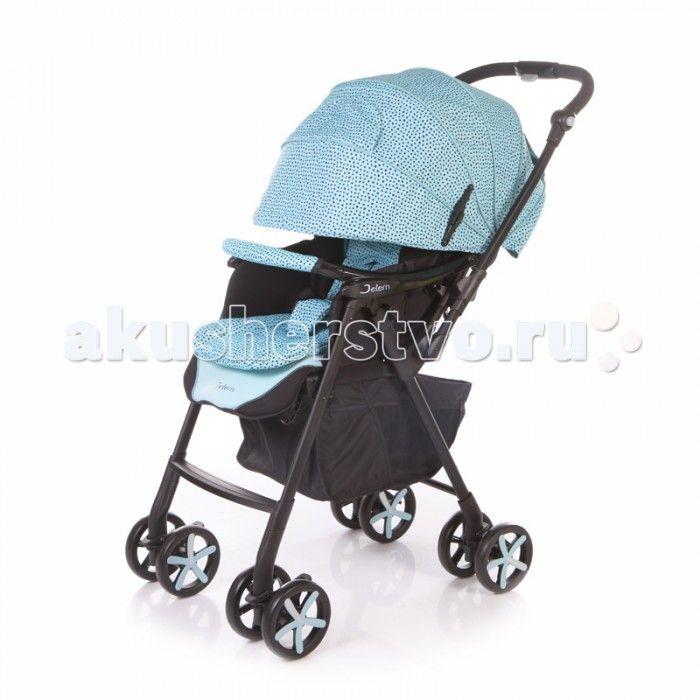 Прогулочная коляска Jetem Graphite  Прогулочная коляска Jetem Graphite - эта очаровательная коляска понравится не только малышу, но и маме! Очень легкая и маневренная, коляска складывается одной рукой, что позволяет легко перевозить ее. Глубокий регулируемый капюшон защити малыша не только от солнца и легкого дождя, но и от любопытных взглядов.  Регулируемая спинка и комфортное сиденье позволят наслаждаться прогулкой, а если ребенок устанет - то и вздремнуть. 5-ти точечные ремни безопасности…