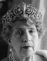 Tiara Mania: Queen Victoria Eugenie of Spain's Fleur de Lys Tiara