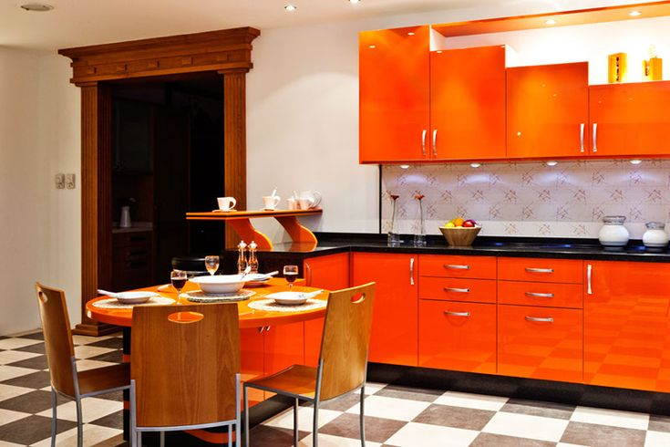 Стильный интерьер: оранжевый - Life Style - ИЛЬ ДЕ БОТЭ - магазины парфюмерии и косметики