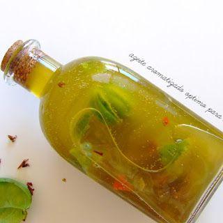 Special Olive Oil Salad Dressing without vinegar