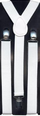 White Suspenders #wholesale