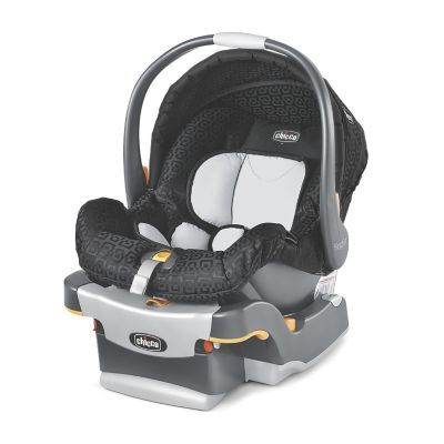 Chicco KeyFit Infant Car Seat: We'll give you three reasons Chicco's KeyFit® infant car seat ranks first with product testers and parents: safety, comfort, and ease of installation! It's lined with impact-absorbing EPS foam, and it's the easiest car seat to install correctly (two huge safety advantages)....