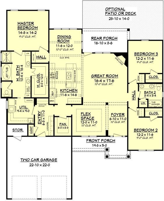 b8dbb7c21416e2a820b194d36a76c24a craftsman style house plans craftsman ranch best 25 2 story homes ideas on pinterest,2 Floor Home Plans